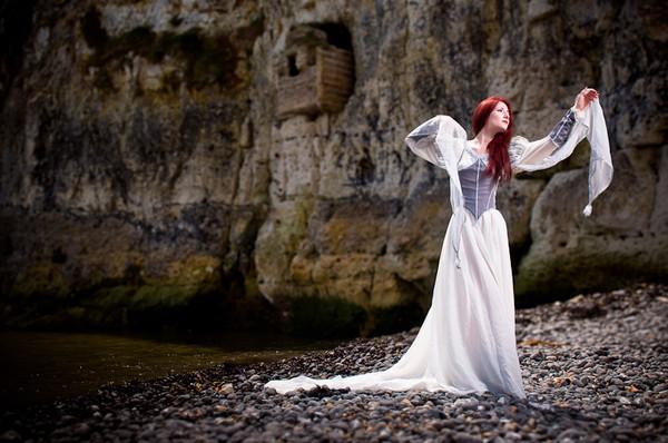Princess Margaret Photoshoot >> Bettie Blitz as The Princess of St Margaret's Bay / Photoshoot in Dover - My post-processing ...